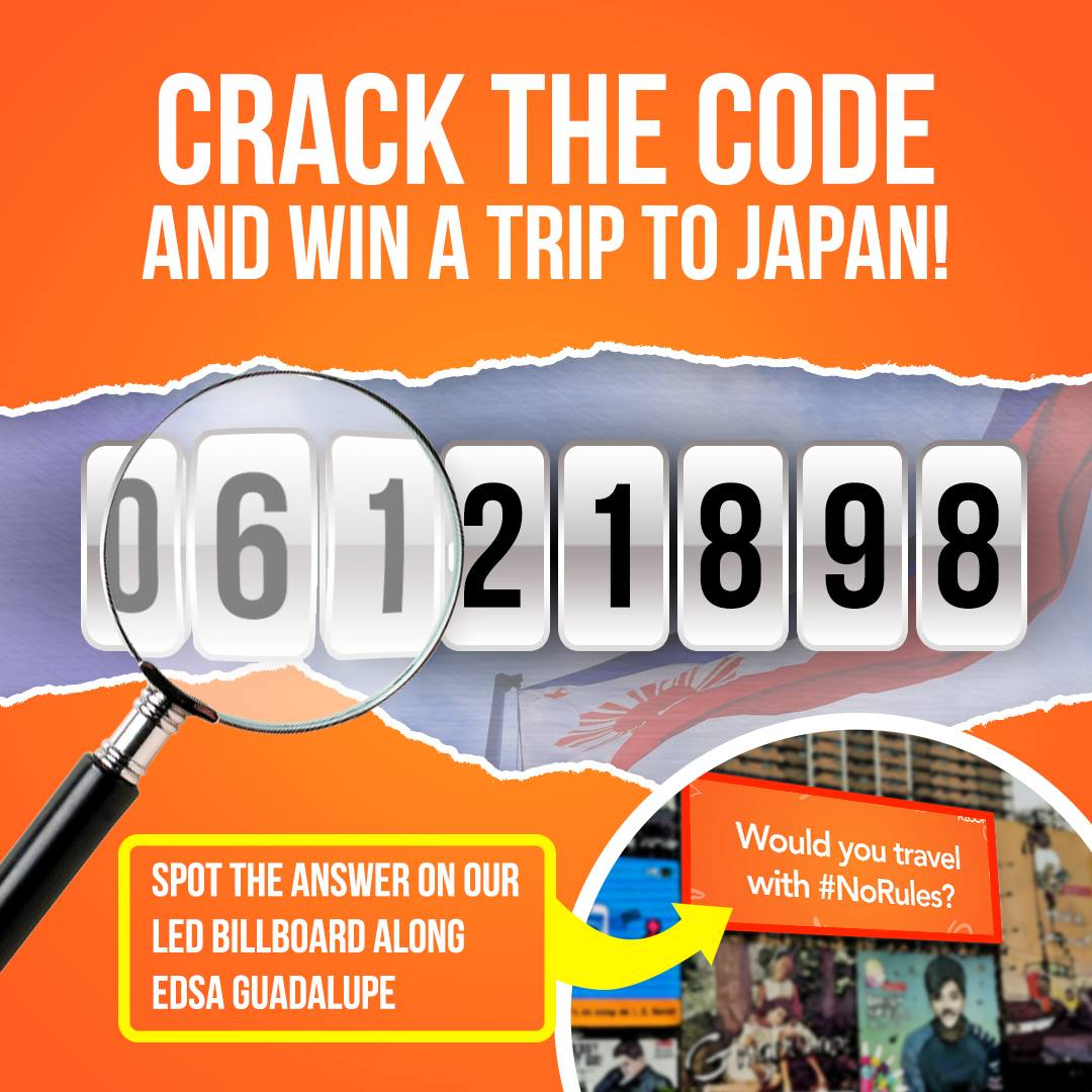 Win a Trip To Japan with Klook's First LED Billboard Takeover
