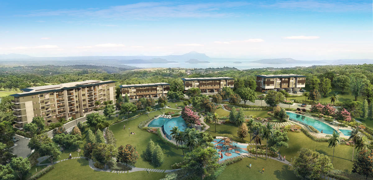 Horizon Terraces in Tagaytay Highlands – Your Picture-Perfect Vacation Home