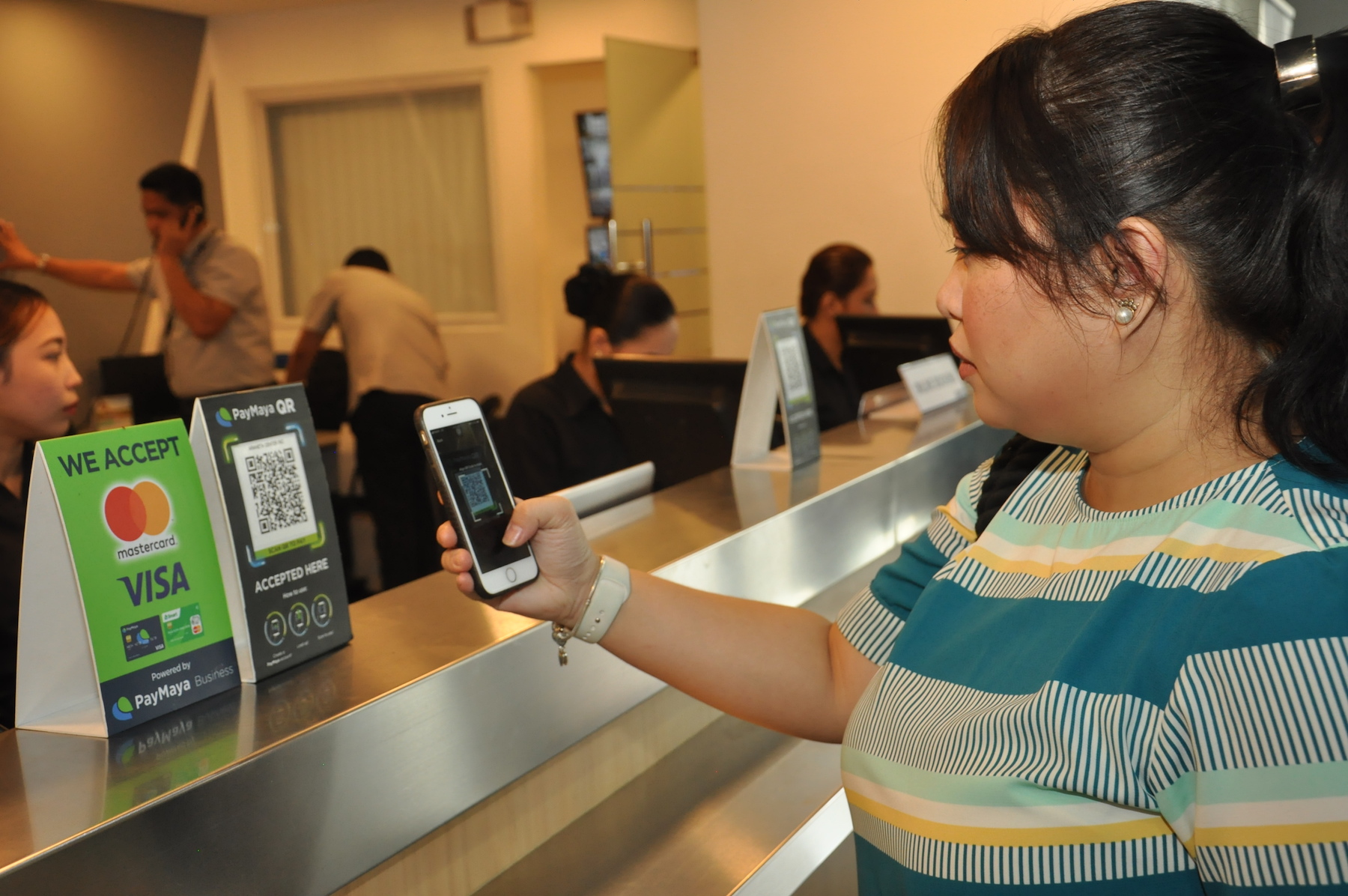 Araneta Center BusPort Now Accepts Payments thru PayMaya!