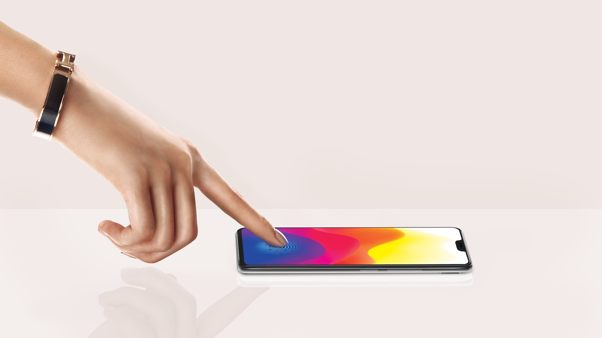Vivo Launches In-Display Fingerprint Scanning in Latest Flagship, X21