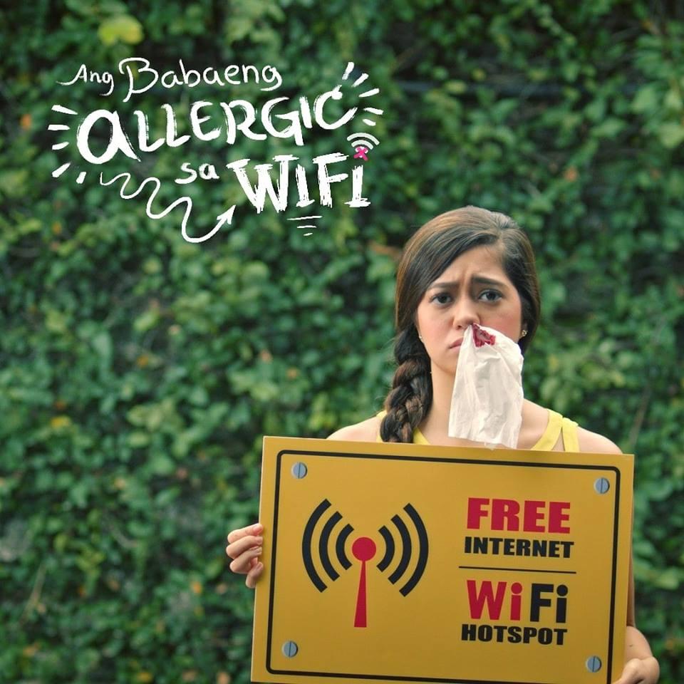 """""""Ang Babaeng Allergic Sa WiFi"""" at Pista ng Pelikulang Pilipino 2018"""