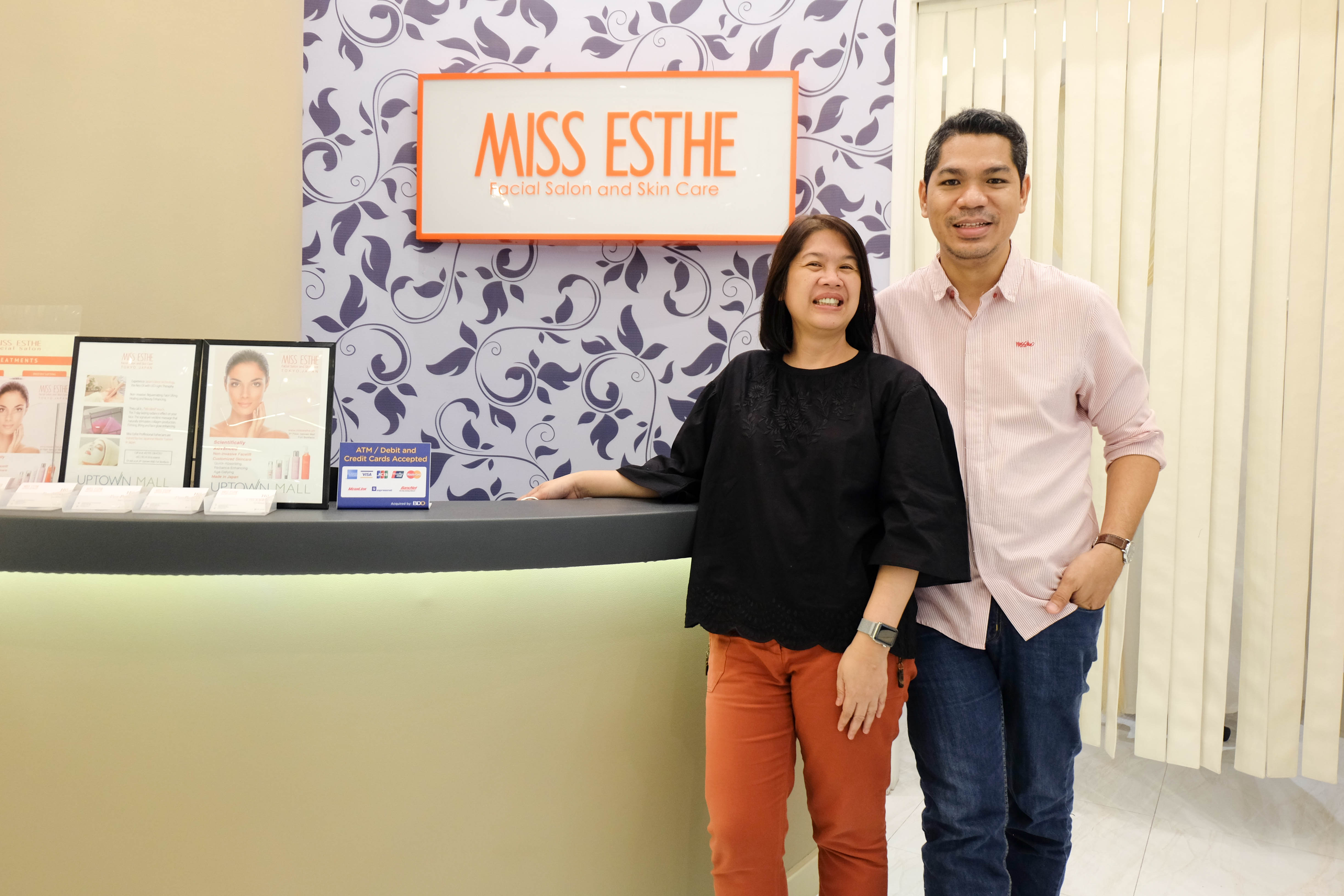 Japan's Miss Esthe Facial Salon and Skin Care in Now in the Philippines
