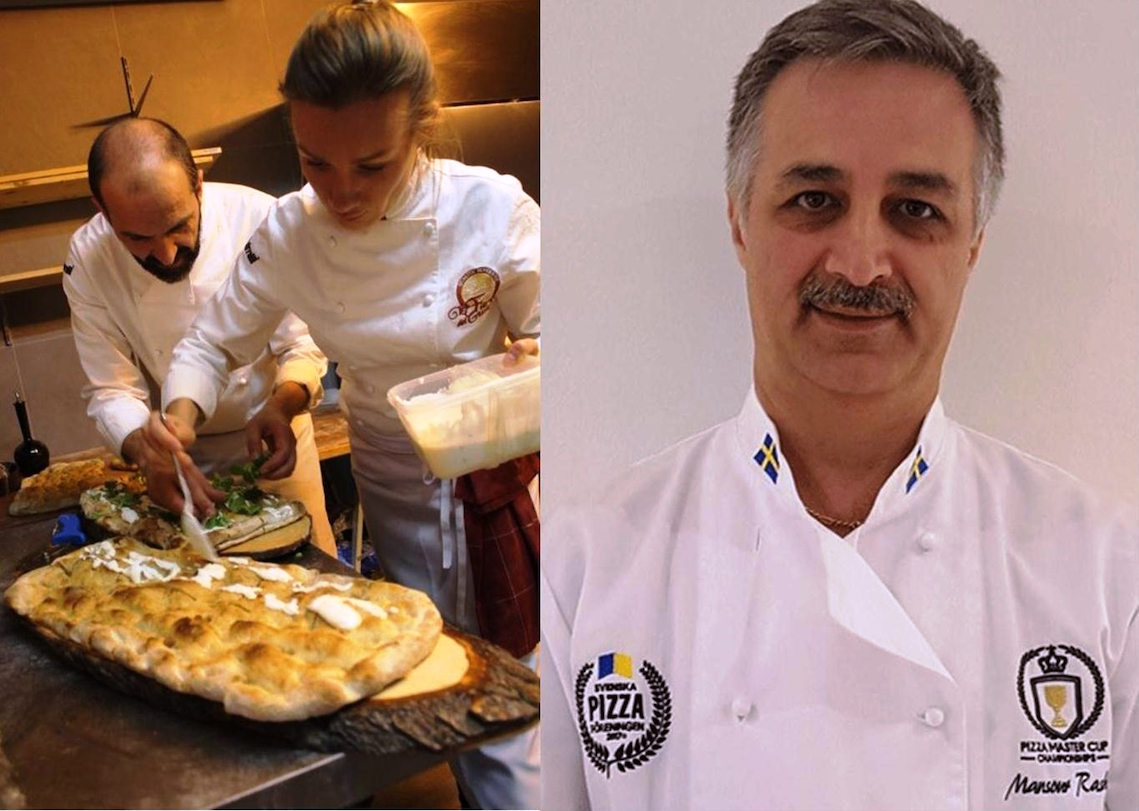 Technolux Business Series  Continues on October 18 with Top Italian Chefs