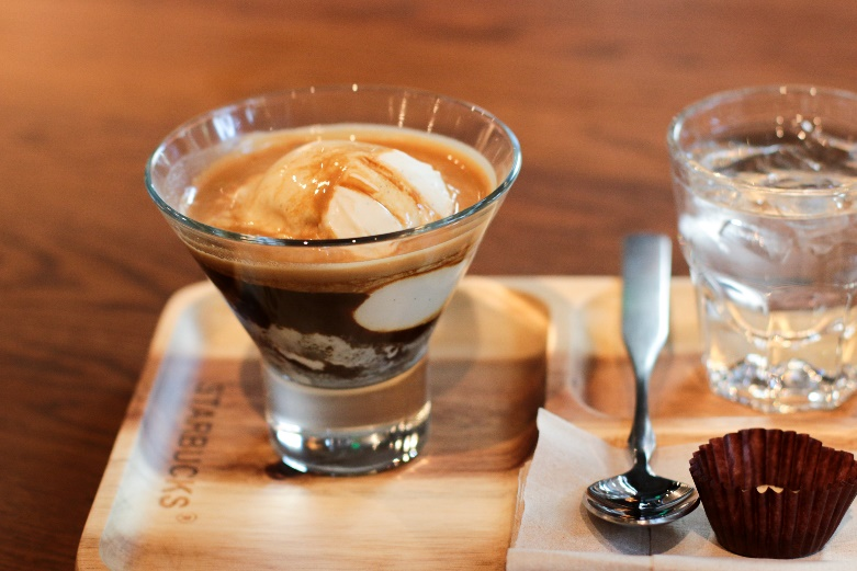 When Coffee Meets Ice Cream it's Kismet: Starbucks Reserve