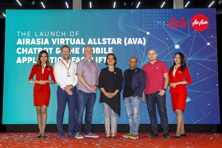 AirAsia Unveils AI Chatbot with Website and Mobile App Facelift