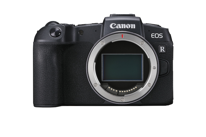 Canon Introduces the Canon EOS RP