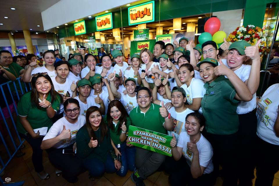 Mang Inasal Thanks Customers for A Successful Pambansang Araw ng Chicken Inasal