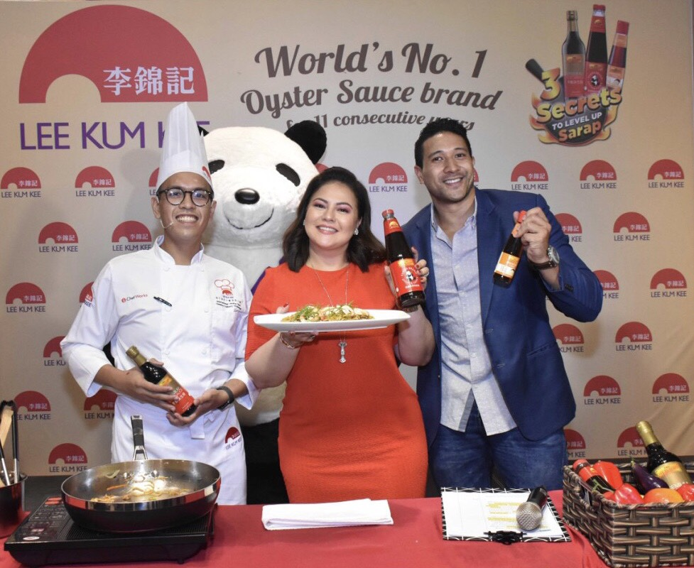 Lee Kum Kee Announces Filipina Celebrity Karla Estrada as its New Ambassador