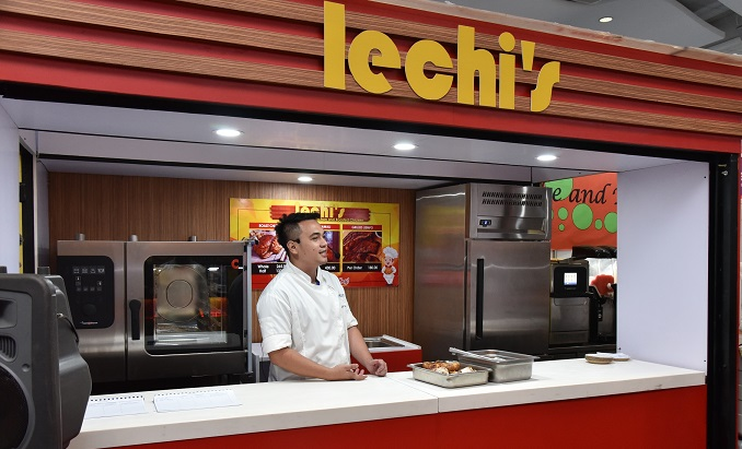 Technolux Launched New Food Business Models at Franchise Asia 2019