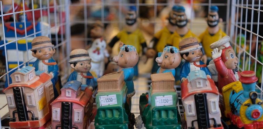 Nostalgia at Estancia Summer Toy Fest