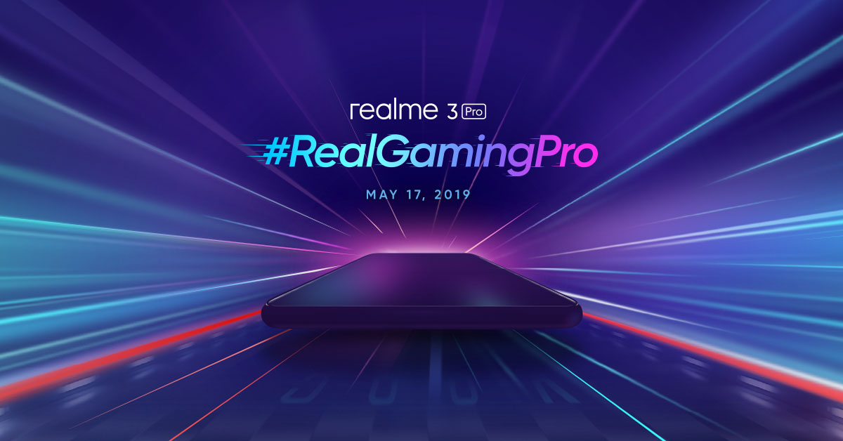 Realme to set new standard of Smartphone Gaming with Realme 3 Pro