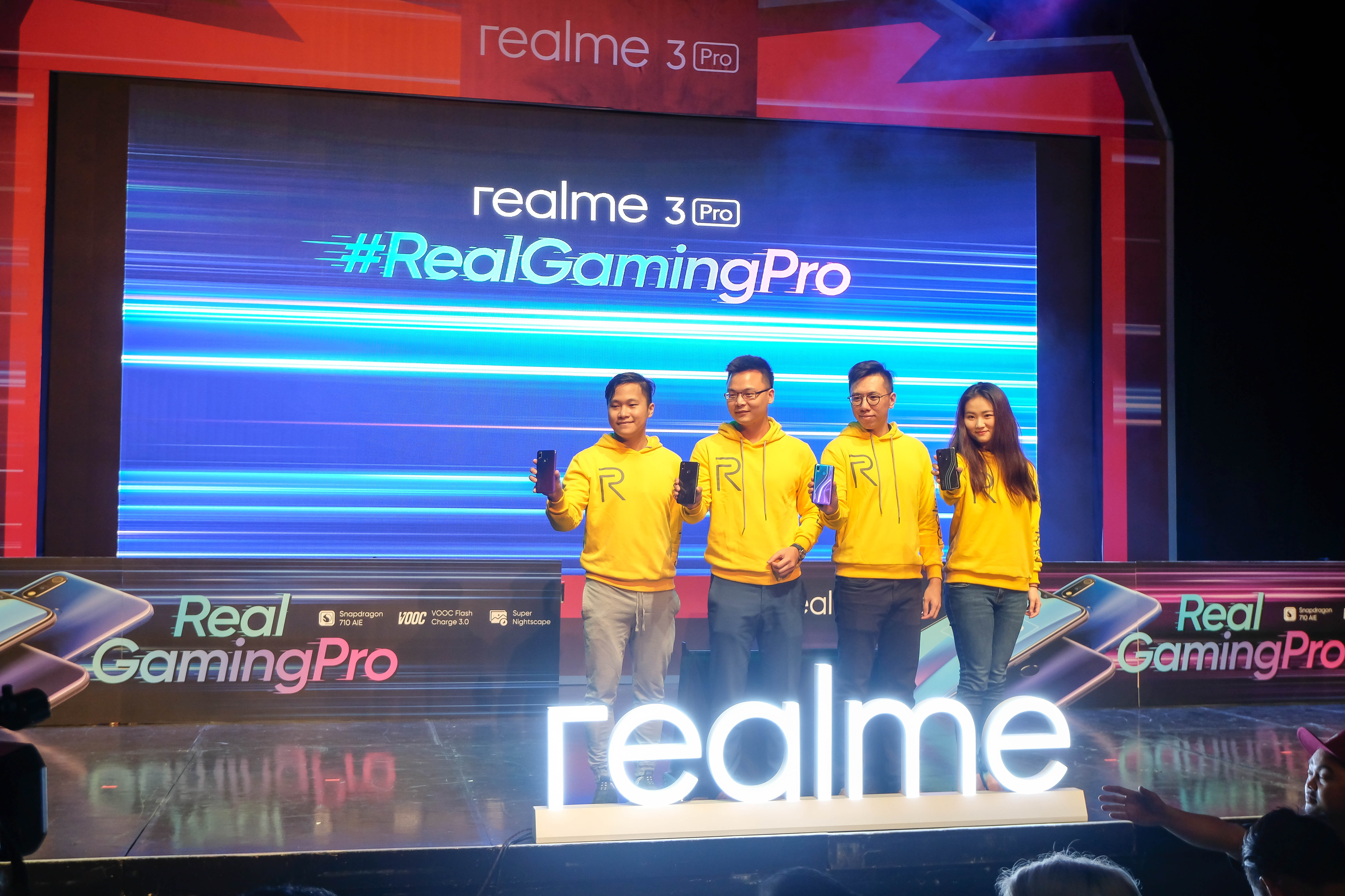 realme Philippines Launches Midrange Killer realme 3 Pro
