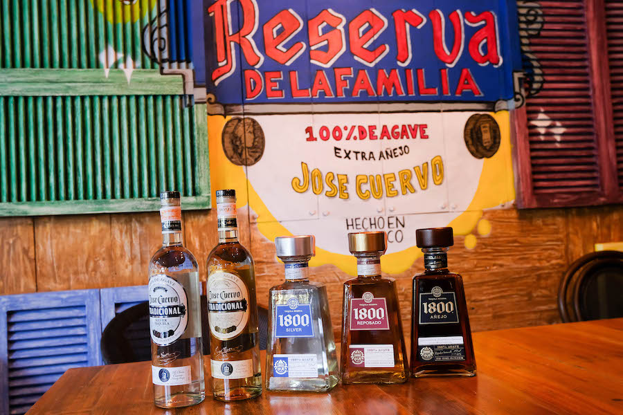 The World of Tequila with Jose Cuervo and Stelios Papadopoulos