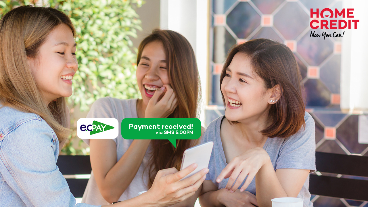 Home Credit Makes it Easy to Pay and Win