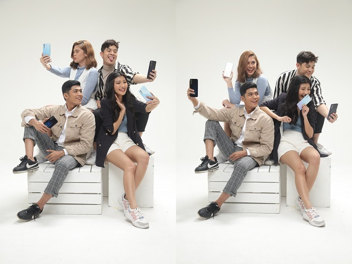 Young celebrities to reward IG fans with stylish Vivo S1 for #OOTD!