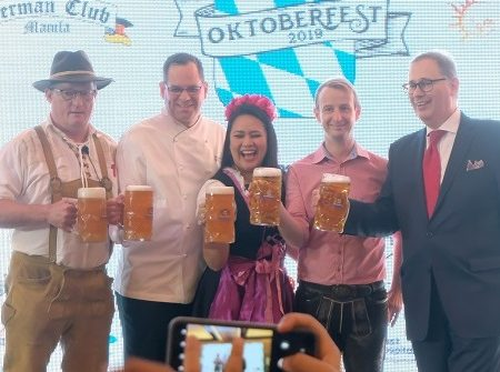 German Club Manila's 81st Oktoberfest is Happening at Solaire
