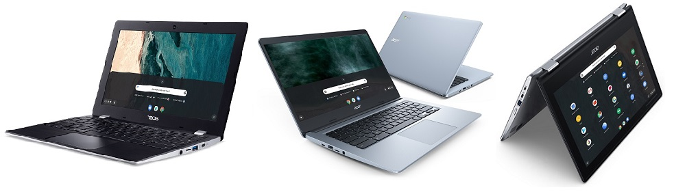 Acer Delivers Full Lineup of Chromebooks for Family Fun, Entertainment, Productivity