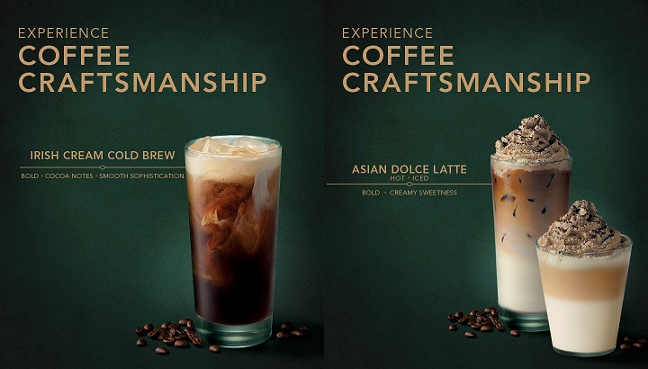 Sip Delicious Smoothness with Starbucks' Autumn-Inspired Beverages