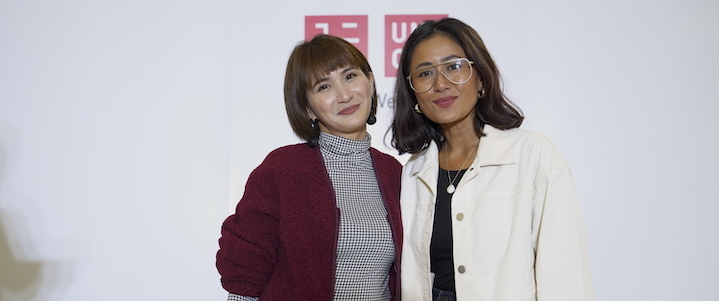 UNIQLO's Style Talk with Rica and Pam for Fall/Winter 2019