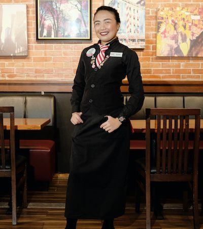 Marinel Paguia of TGIFridays for Asia-Pacific Bartending Championship