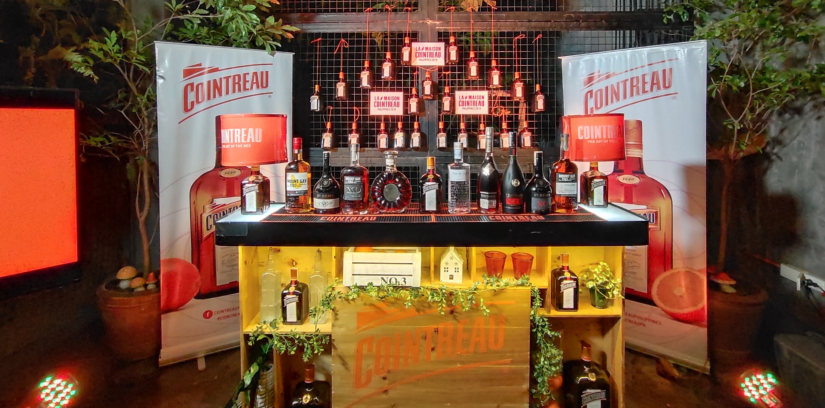 La Maison Cointreau Philippines Bartending Competition Winner is Abegail Quilan-lan of Proof Manila