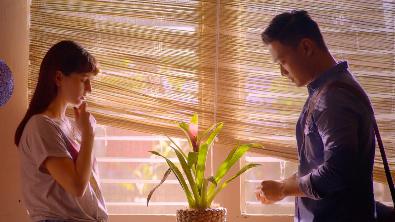 "Coleen and EA's on-screen  Chemistry Sizzles in ""Mia"" trailer"