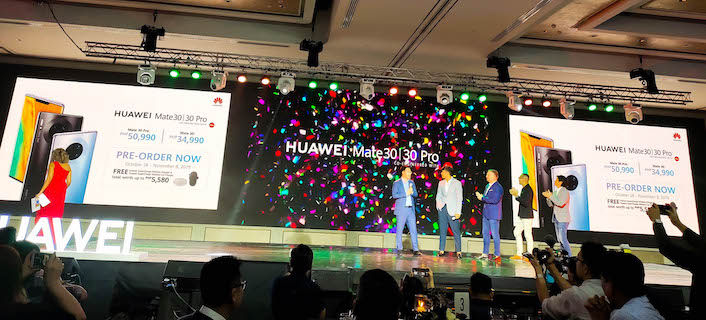 Huawei Mate 30 Series is Now Available in the Philippines!