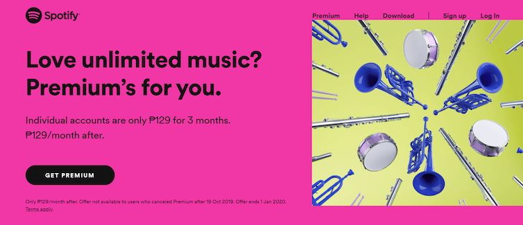 Spotify's Annual Premium Holiday Offer is Here!