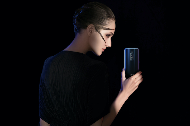 Step-up Your IG Game with the Vivo V17 Pro's AI Pose Master