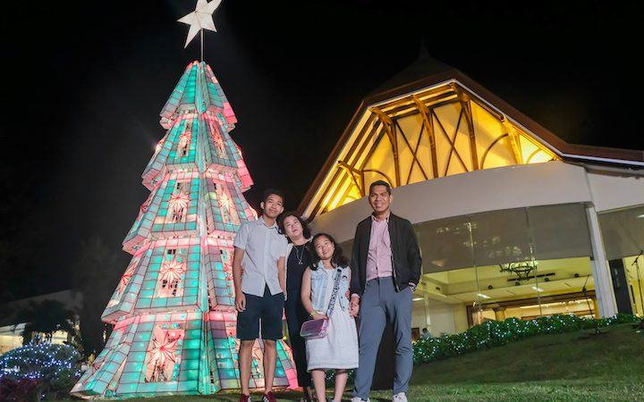 Holiday Memories To Last For Always at Taal Vista Hotel