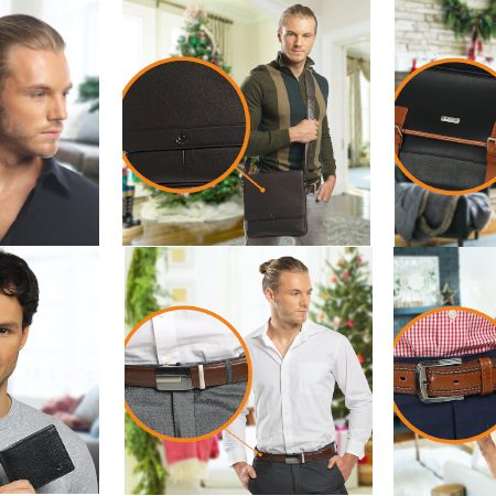 This Christmas, show your love with McJim Classic Leather