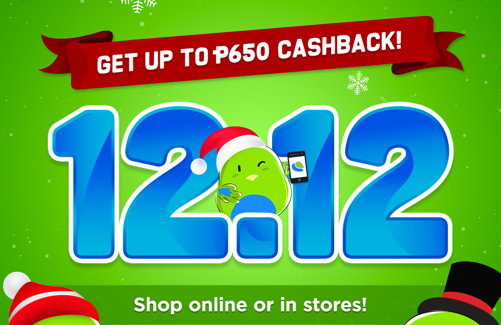 Get the Best Deals During the 12.12 Sale with Your PayMaya!