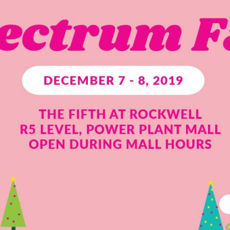 Have a Spectacular Christmas with Spectrum Fair