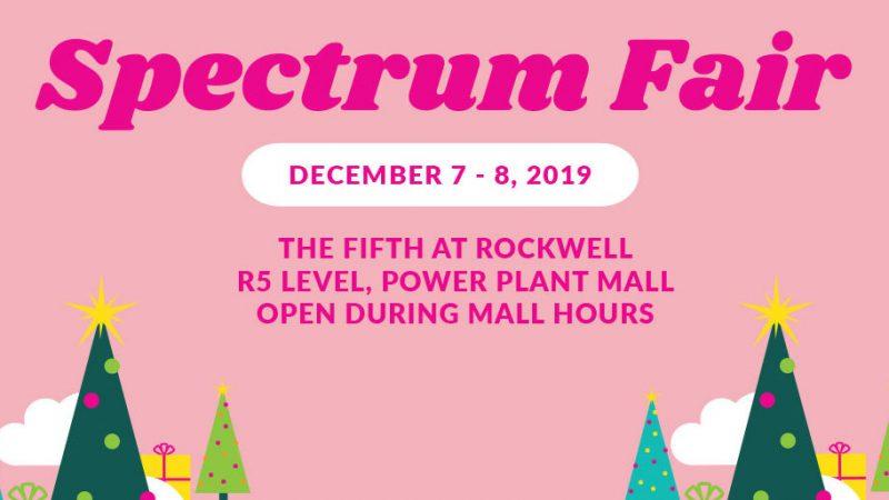 Have a Spectacular Christmas with Spectrum Fair