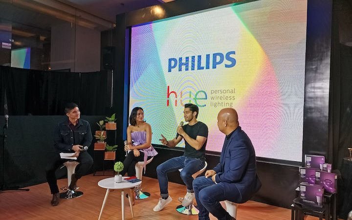 Philips Hue LIghts Up the Way to Smart Homes in the PH