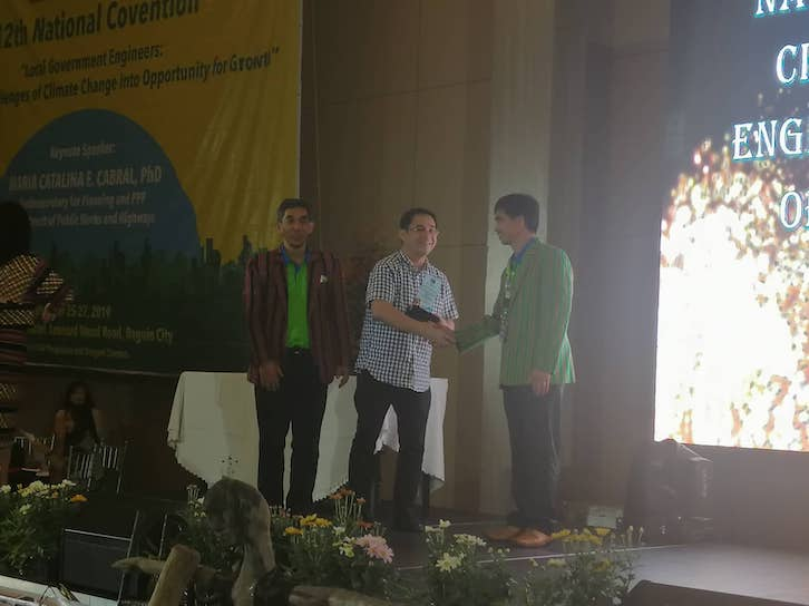 Galvaframe System Featured at CEAMP National Convention in Baguio