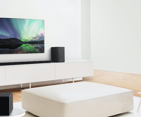 LG's New Soundbar Lineup Brings Premium Audio Experience