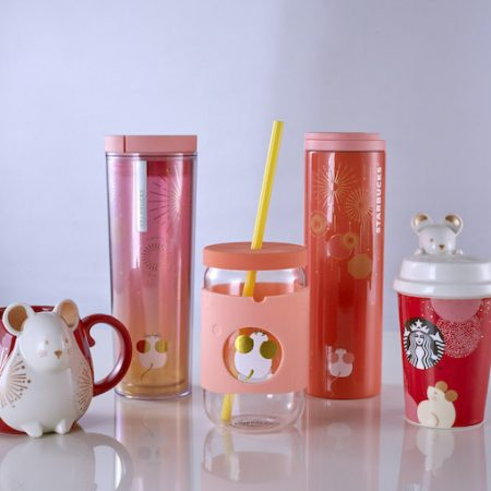 Starbucks Lunar New Year 2020 Collection!