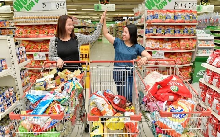 Lucky PayMaya Users Wins Grocery Shopping Spree at Robinsons!
