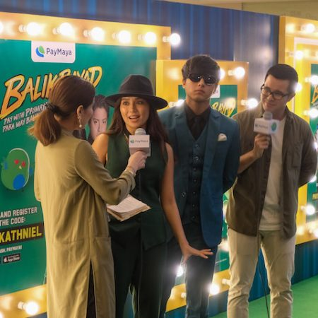PayMaya BalikBayad with Kathryn Bernardo and Daniel Padilla