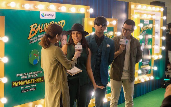 PayMaya BalikBayad with Kathryn Bernardo and Daniel Padilla