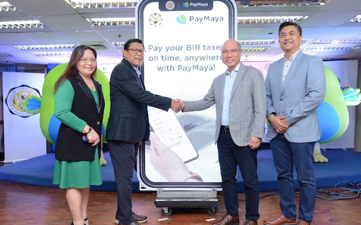 Skip the Lines and Pay Your BIR Taxes via PayMaya