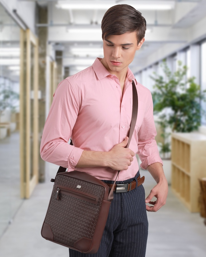 Be Confident in the Workplace  with McJim Classic Leather