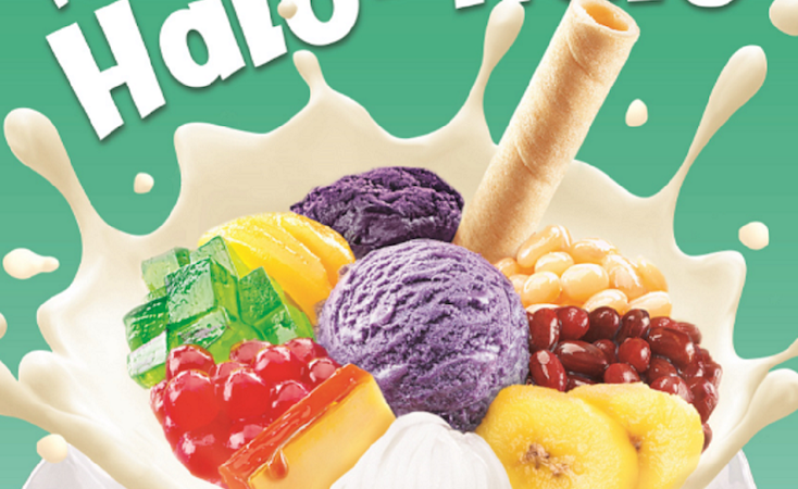 Mang Inasal Mas Ma Crema National Pinoy Halo-Halo Sarap Day