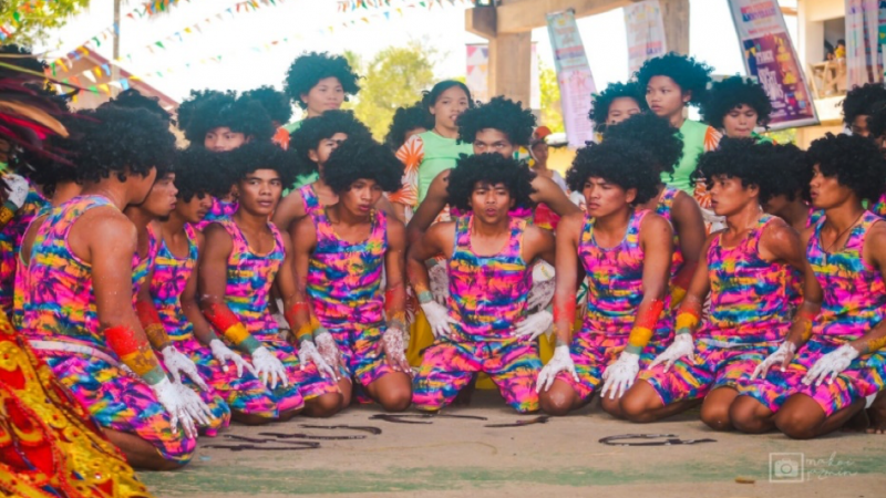 San Roque Northern Samar Holds Parayan Festival for Good Harvest