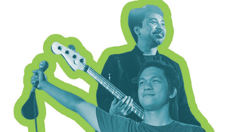 Eraserheads Mini-Reunion for Smart Music Live Online Sessions