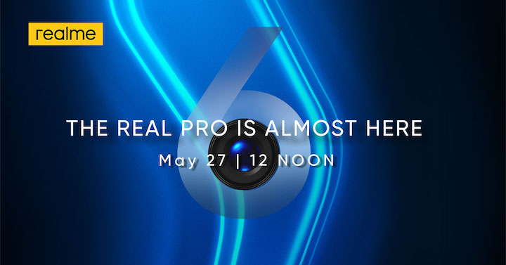 realme 6 Pro to Launch in PH with 6 cameras and 90hz Display