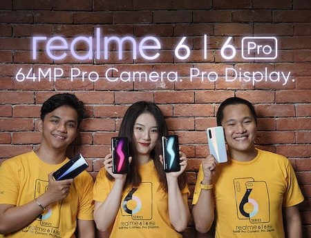 realme 6 and 6 Pro Introduces 90Hz Smartphone Experience
