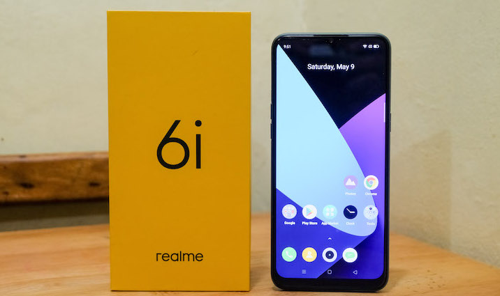 realme 6i Unboxing and Initial Impressions