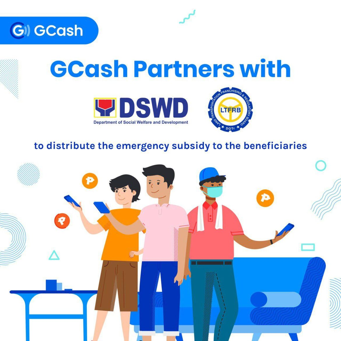 GCash Starts Registering Recipients to Disburse SAP Second Tranche